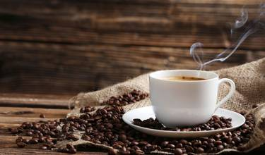 mg koffein per kopp kaffe